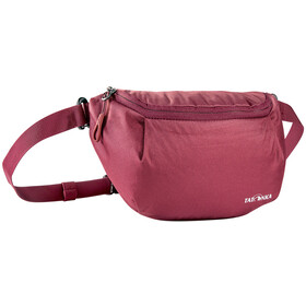 Tatonka Hip Belt Pouch, bordeaux red